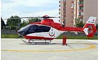 Ambulans Helikopter, hizmete başladı