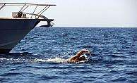 Aylan'lar bir daha ölmesin diye …Yunanistan'dan Türkiye'ye yüzdü