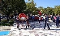 Ayvacık'ta Gaziler Günü kutlandı