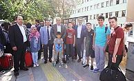 Bayburt Belediyesi'nden Çanakkale gezisi