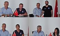 Belediyespor'da resmi imzalar atıldı