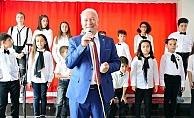 Çocuk Korosu'ndan muhteşem konser