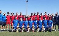 Dardanelspor alt yapıda start verdi