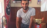 Evreşespor golcüsü ile devam