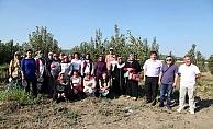 Genç girişimci kadın çiftçiler Çanakkale'de buluştu