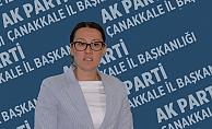 """Karadağ CHP'li Vekillere yol göstererek, Belediyeyi işaret etti  ;""""Çanakkale Belediyesi'nde akraba kaç kişi çalışmakta?"""""""