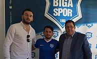 Mehmet Selçuk Adaş  Bigaspor'da