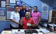 Müsiad'dan Şampiyona ziyaret