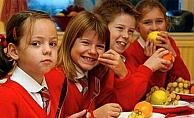 Okul çağı çocukları için sağlıklı beslenme
