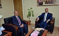 Özacar'dan Kılınçkaya'ya ziyaret