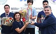 Satranç şampiyonası sona erdi.