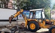 Şehit Gürol Caddesi'nde üstyapı çalışmaları başladı…