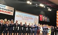 AK Parti Merkez İlçe'de Yıldız dönemi