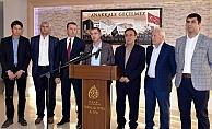 AK Partili başkanlardan CHP'li başkana kınama