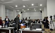 AK Parti'li Belediye Meclis üyeleri, meclisi terk etti