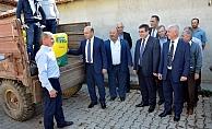 Biga'da, İtalyan çimi tohumu dağıtıldı