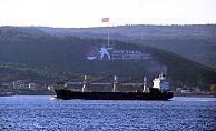 Çanakkale Boğazı'ndan bir yılda 44 bin gemi geçti