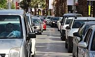 Çanakkale'de 218 bin araç var