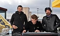 Dardanel Müzik Ekibi Tam Hız Çalışıyor