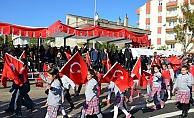 Gelibolu'da 29 Ekim kutlamaları
