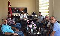 Gökçeadaspor'da yeni yönetim iş başında