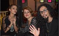 İranlı Müzisyenler Lodos Bar'da Eğlendiler