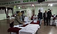 İsmetpaşa Mahalle Meclisi'nde seçim heyecanı