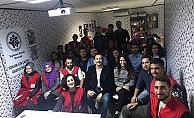 Kızılay Gençlik Kolları'ndan TDD'ye ziyaret