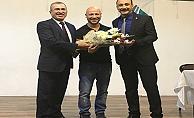 Kolejde Kahraman Tazeoğlu rüzgarı