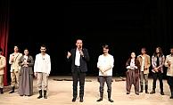 Kuva-i Milliye Destanı sahnelendi