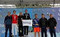 Maratona Türk atletler damga vurdu