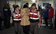 PKK-KCK'lı kadın samanlıkta yakalandı