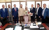Turan, Türkiye'nin Kalfasını tebrik etti