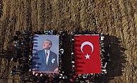 79'uncu yılda 79 fidanla Atatürk Hatıra Ormanı