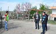 Ayvacık Belediyesi üst yapı çalışmalarına hız verdi…