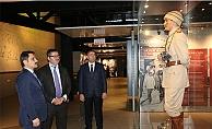 Azerbaycan Büyükelçisi Tarihî Alan'da