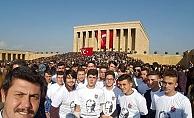 Başkan Arslan'dan anlamlı etkinlik
