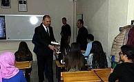 Başkan Işık'tan öğrencilere Nutuk
