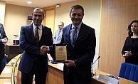 Biga Ticaret Borsası üyeleri Romanya'da