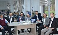 Biga TSO'ya akreditasyon sistemi geliştirme ziyareti