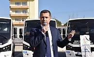 Çan'a 21 yeni minibüs