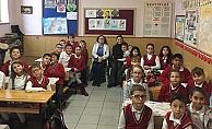 Çanakkale Barosu çocuklara haklarını anlattı