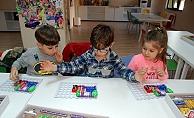 Çocuk Kültür Evi'nde çocuklar bilişimle üretiyor…
