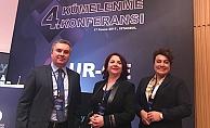 ÇTSO UR-GE proje ekibi konferansa katıldı