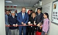 Eceabat'ta kütüphane açılışı