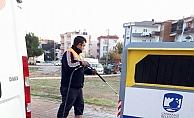 Esenler Mahallesi'nde genel temizlik