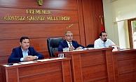 Gelibolu Belediyesi'nin 2018 yılı tahmini bütçesi: 55 milyon lira