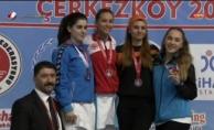 Hale Nur Türkiye Şampiyonu