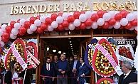 İskender Paşa Restoran 2. Şubesi'ni Açtı