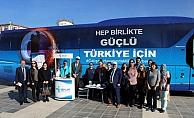 İŞKUR istihdam otobüsü Çanakkale'de